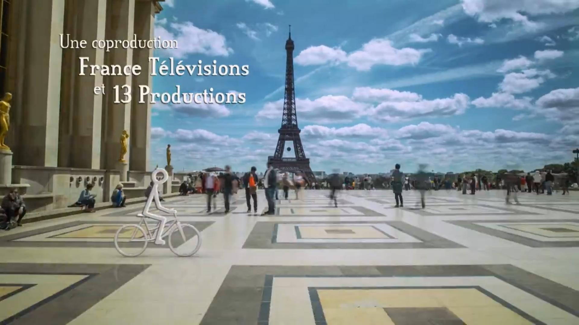 Générique TV « Paname »